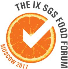 SGS Food Forum in Moscow
